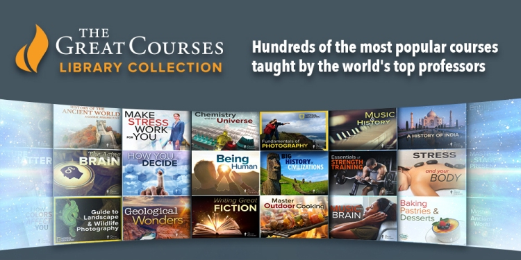Great Courses 750x375 Library Collection Web Banner.jpg