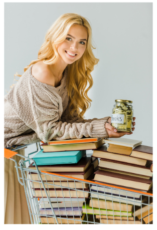 Purchase Request Shopping Cart of Books.png